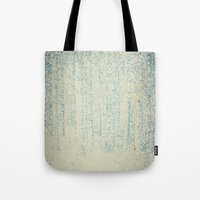 Sense Of Snow Tote Bag
