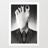 Fooce Art Print