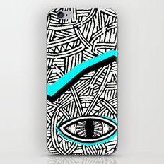 envelope eyes iPhone & iPod Skin