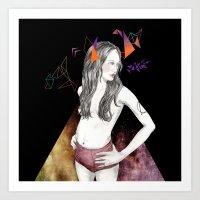 Unconscious Collective Art Print