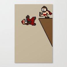 300 Pixels Canvas Print