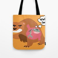 The Food Chain Tote Bag