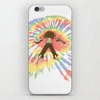 Tie Die iPhone & iPod Skin
