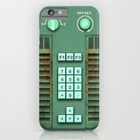 iPhone & iPod Case featuring Control Panel by Robin Curtiss