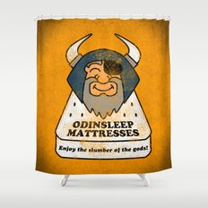 Odin - Odinsleep Mattresses Shower Curtain
