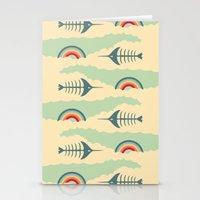 Bittersweet Pattern Stationery Cards