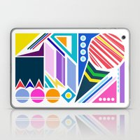 Geo Splash Laptop & iPad Skin