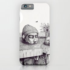 kid please draw me a house Slim Case iPhone 6s
