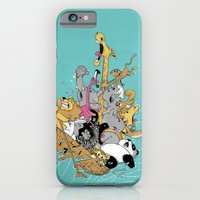Hang On Tight! iPhone 6 Slim Case