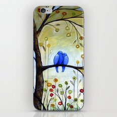 Garden for Two iPhone & iPod Skin