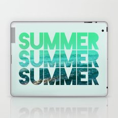 Summer Summer Summer Laptop & iPad Skin