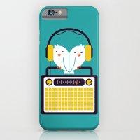 Radio Mode Love iPhone 6 Slim Case