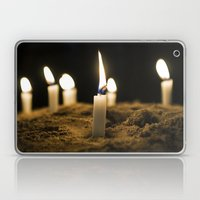 Candle in the Wind Laptop & iPad Skin
