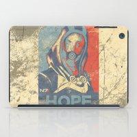 Tali Zorah : HOPE iPad Case