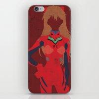 Asuka  iPhone & iPod Skin