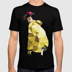 Jessie Pinkman // Breaking Bad SMALL Black Mens Fitted Tee