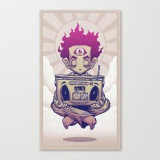Eye Opener Canvas Print
