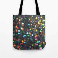 Sparkles: Paint Daubs Tote Bag