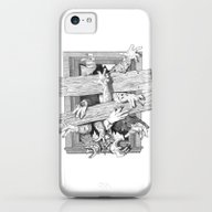 Zombies iPhone 5c Slim Case
