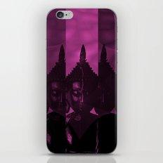 OM Buddha iPhone & iPod Skin