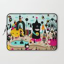 A joyful time! Laptop Sleeve