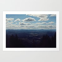 Your View Art Print