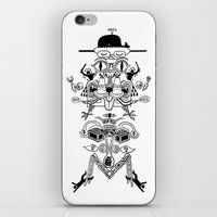 Hellmouth iPhone & iPod Skin