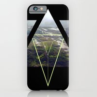 iPhone & iPod Case featuring up that hill. by zenitt