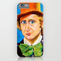 iPhone & iPod Case featuring Wonka by Jordan Soliz