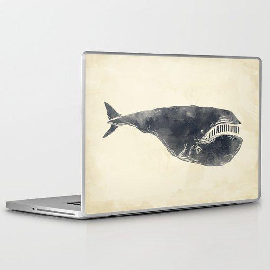 Whale Laptop & iPad Skin
