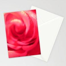 Rose Love Stationery Cards