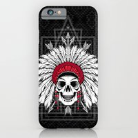 iPhone & iPod Case featuring Southern Death Cult by chobopop