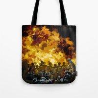 Oppression Tote Bag