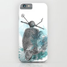 VESPA from the retro project iPhone 6s Slim Case