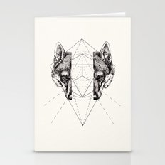 Geometry Within  Stationery Cards