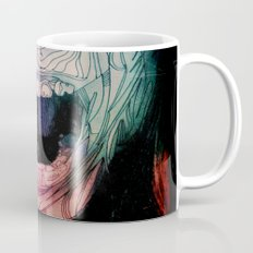 The Scream. Mug