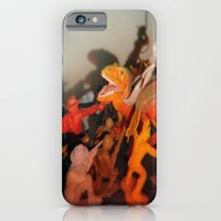 iPhone & iPod Case featuring and that's why you don't time travel by MAKE ME SOME ART