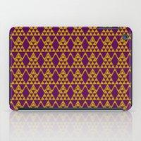 Tribal Pattern 3 iPad Case