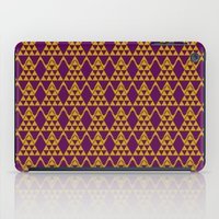 Tribal Pattern 3 iPad Case
