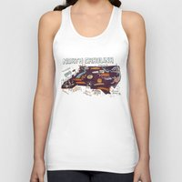 NORTH CAROLINA Unisex Tank Top