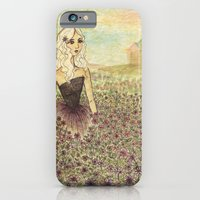 iPhone & iPod Case featuring Seclusion by Leechi