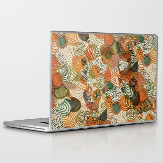 Tomatoes and pickles  Laptop & iPad Skin