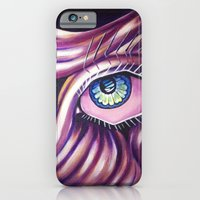 iPhone & iPod Case featuring Emotional Eyes by Annette Jimerson
