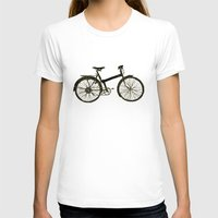 bicycle T-shirts featuring Bicycle by chyworks