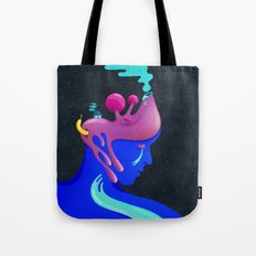 What's under my skin Tote Bag