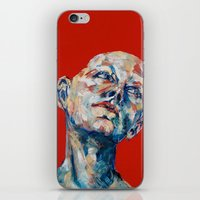 Red Hair iPhone & iPod Skin