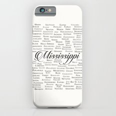 Mississippi iPhone 6s Slim Case