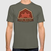 Future Industries Mens Fitted Tee Lieutenant SMALL