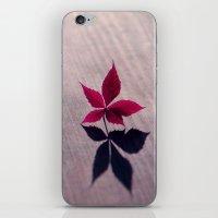 my shadow iPhone & iPod Skin