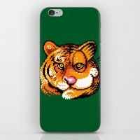 2 Tigers iPhone & iPod Skin
